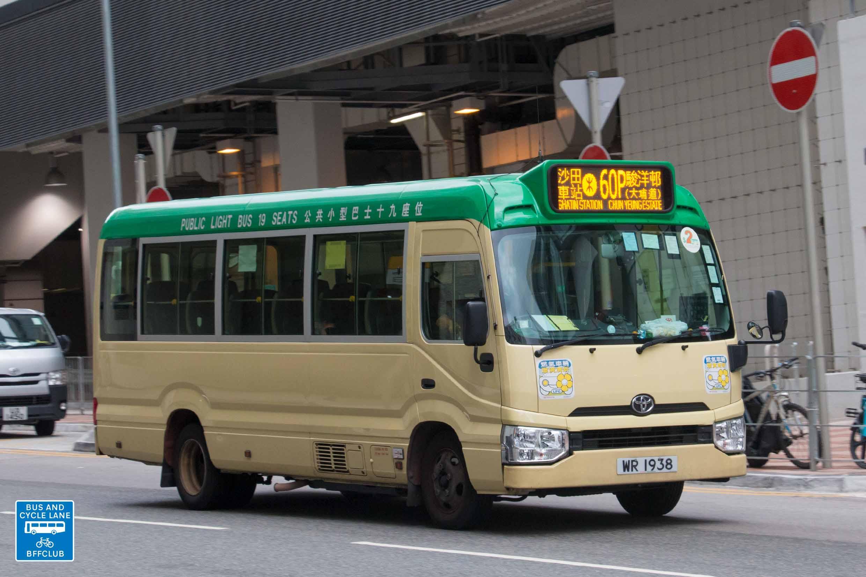 新界專綫小巴60P線