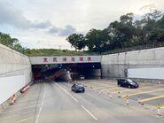 Eastern Harbour Crossing Kowloon side 29-07-2020