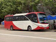 Jackson Bus JD9266 MTR Free Shuttle Bus E99M 30-05-2021