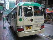 KowloonMinibus57M Rear