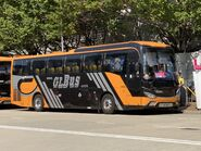 Great Leader Bus VN589 MTR Free Shuttle Bus E99M 21-02-2021