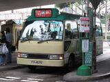 圖庫:新界專綫小巴68K線