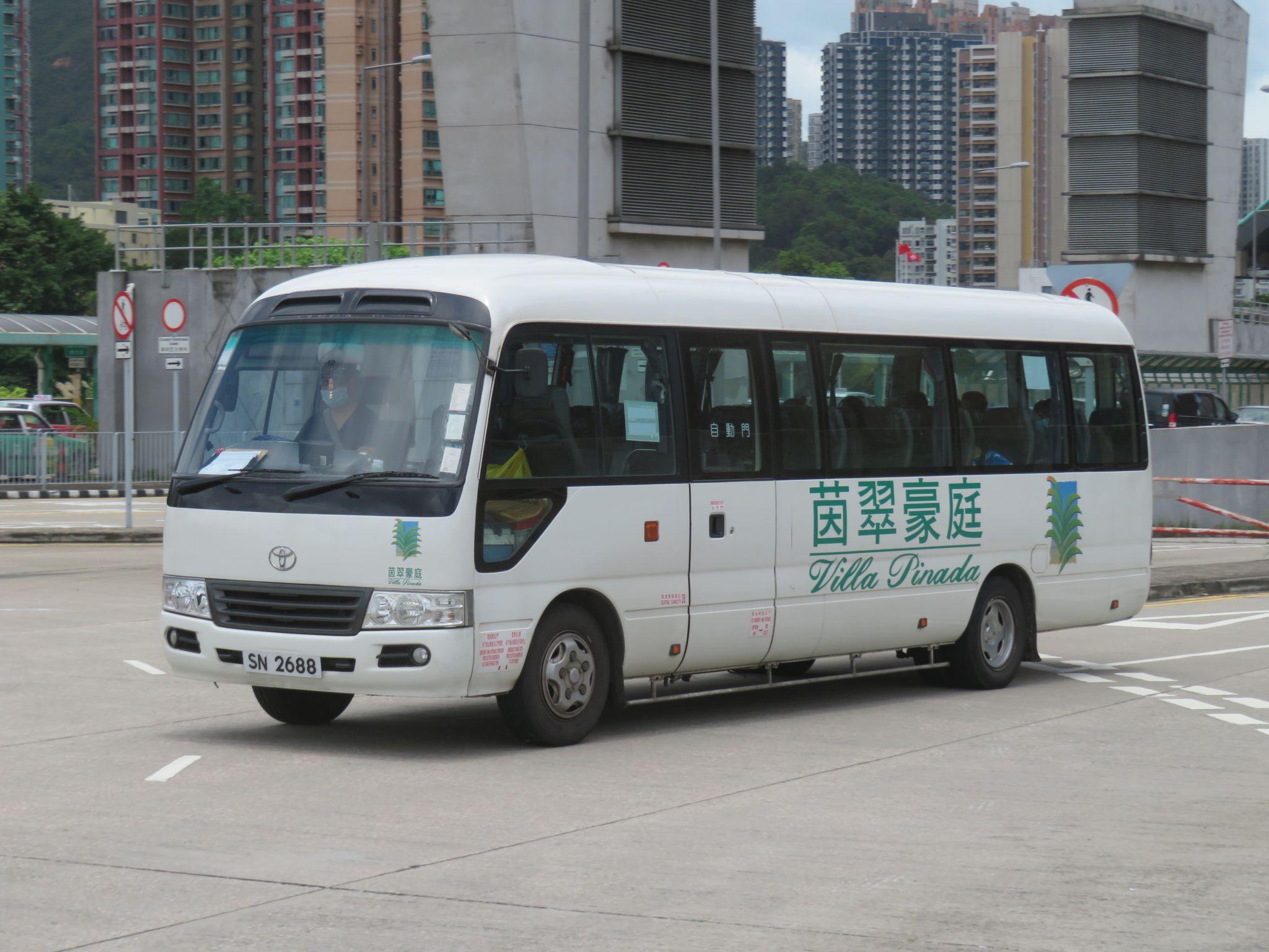 居民巴士NR759線
