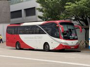Jackson Bus MP1299 MTR Free Shuttle Bus E99M 18-04-2021