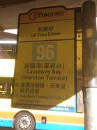 Lei Tung Estate bus stop 02-03-2016(2)