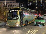 UE1193 Lung Wai Tour NR731 20-01-2021