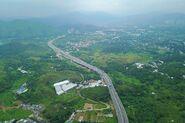 Heung Yuen Wai Highway near Chuk Yuen(0928)