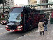 NK286 Great Leader Bus NR727 03-02-2021