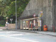 Fortana Gardens bus stop----(2013 10)