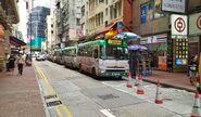 Causeway Bay (Jardine's Bazaar) Public Minibus Terminus 20210702