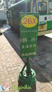KLNGMB 26X Stop Sign