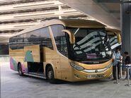 LZ3880 Hong Kong-Zhuhai-Macao Bridge Shuttle Bus 26-10-2018