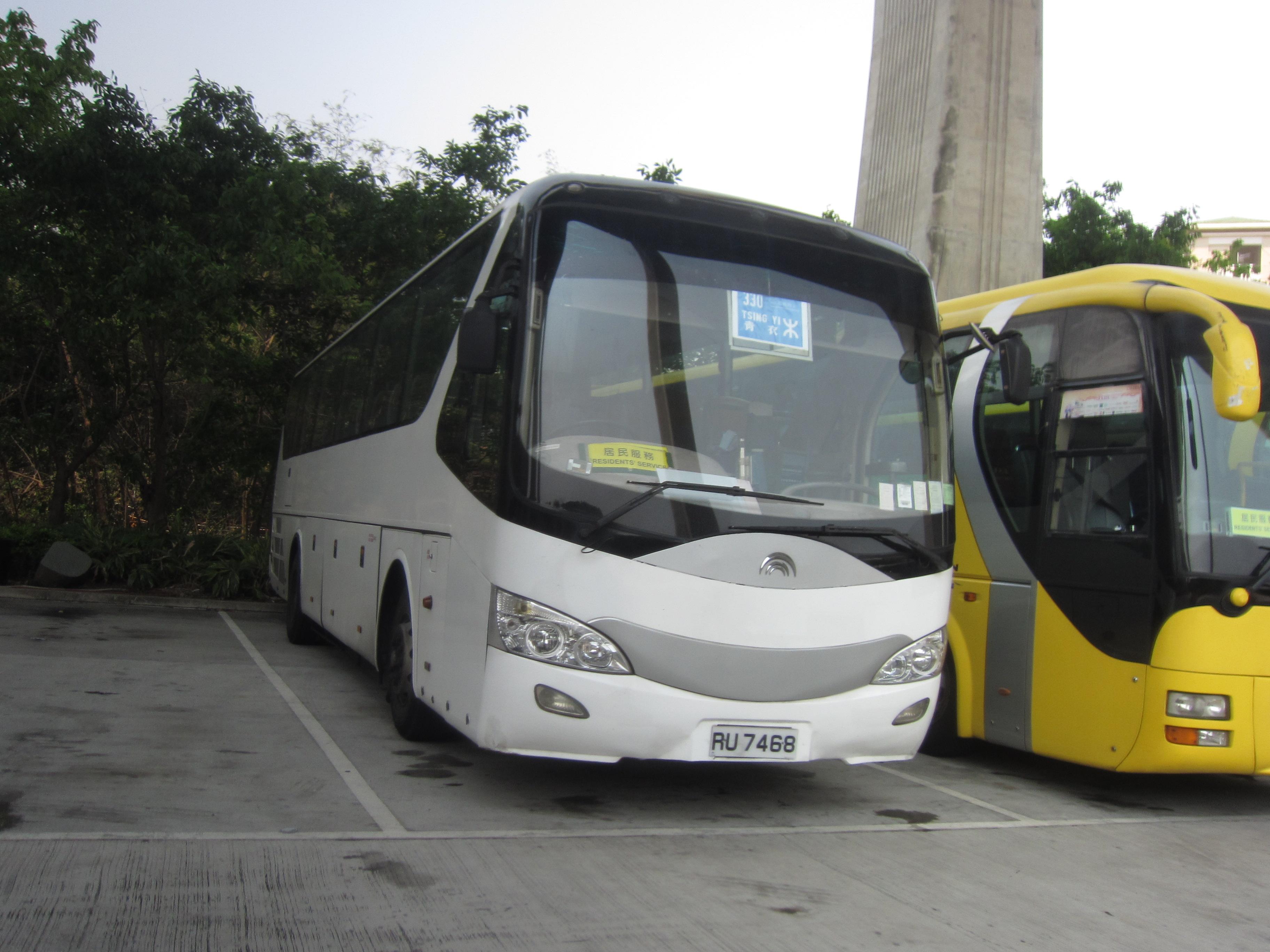 宇通ZK6119HC