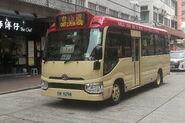 070003 MinibusEM9298,CHRtoWTSroute