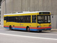 Citybus Volvo B6LE (with Jit Luen bodywork) 1344 HV4841 on Route 3B