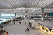 HKIA Passenger Terminal 2 201708 -2