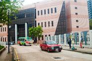 Hong Kong Eye Hospital Minibus 20160513