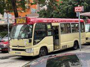 WH8689 Yuen Long to Sheung Shui(Route 18) 09-07-2020