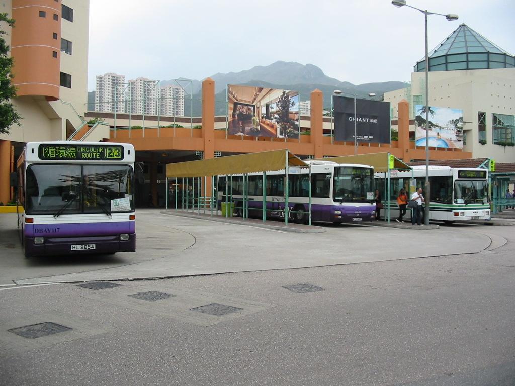愉景灣碼頭總站