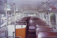 KMB BL3 upper decker seats