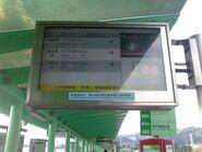 Tuen Mun Road Bus-Bus Interchange(Bus information display)