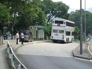 CUHK Bus Stop 1