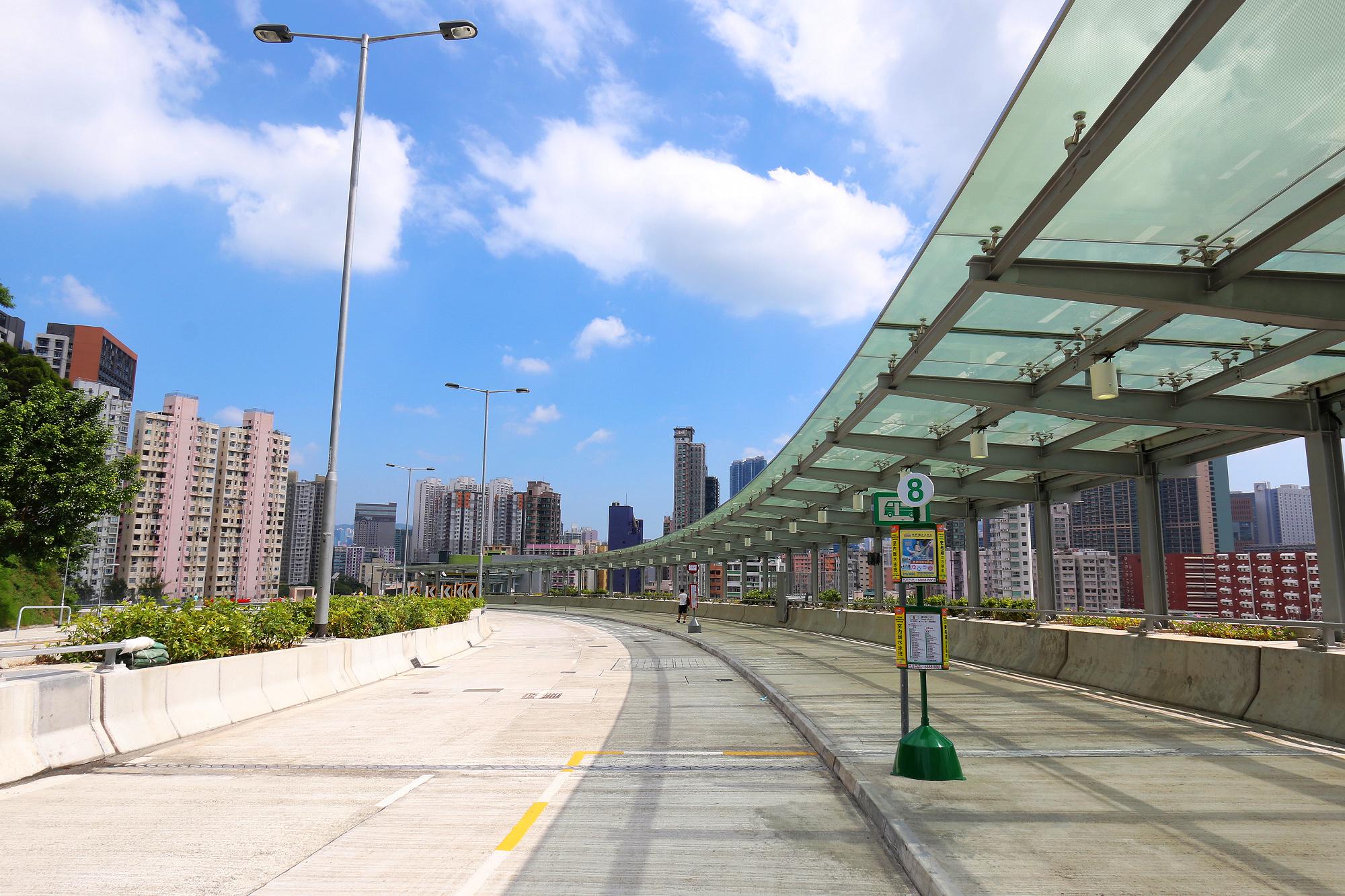 何文田站公共運輸交匯處