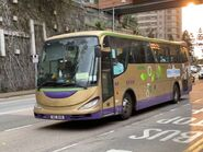 ND8116 prepare run Long Fai Bus NR935 01-04-2021