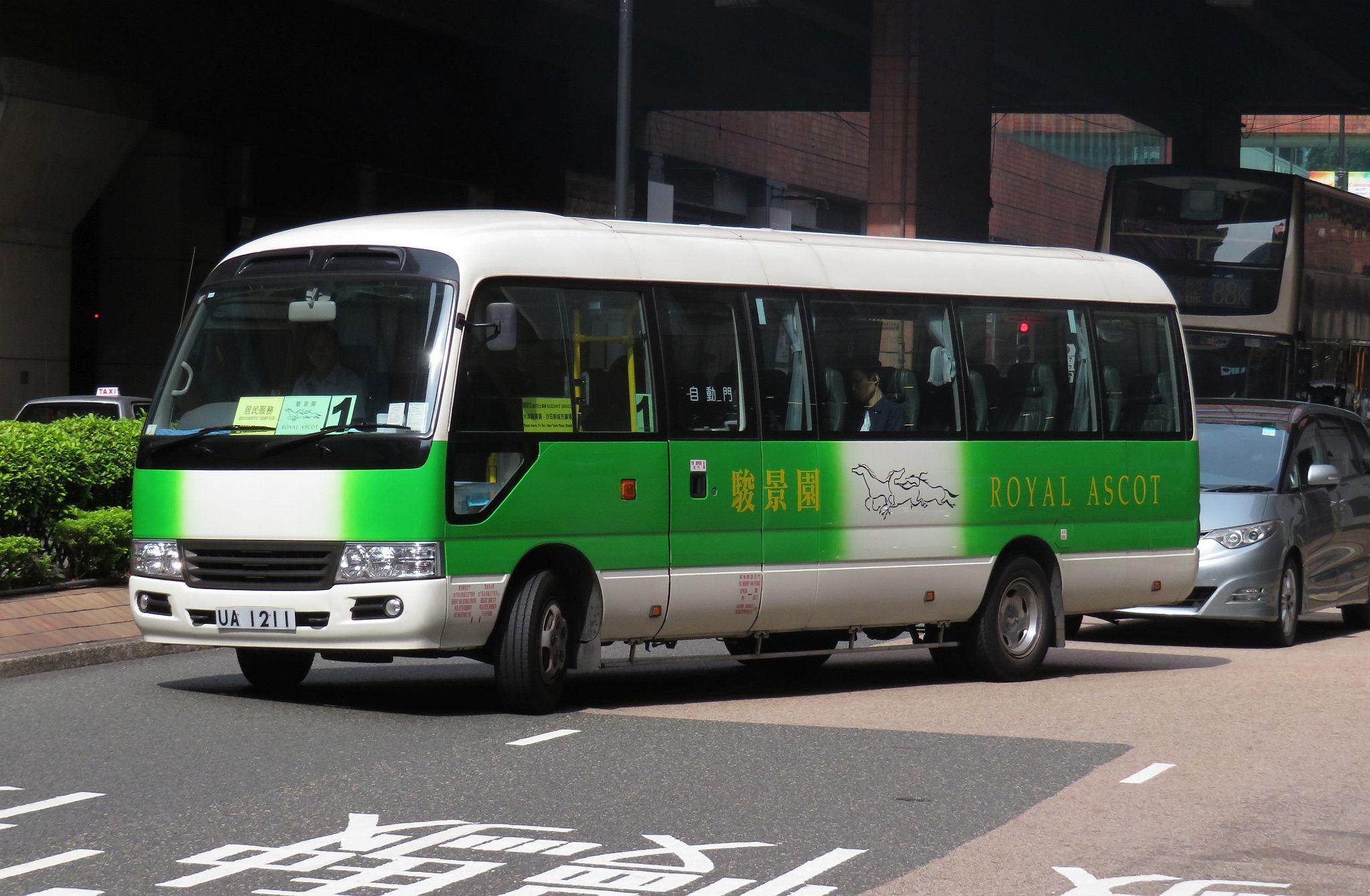 居民巴士NR815線