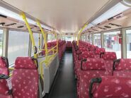 KMB ATEE4 RE1317 Upper Deck Compartment 8-8-2021