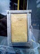 KMB GZ488 Motor Vehicle Licence