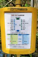 NR84 bus stop(0925)