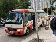 WU2761 JoJo Bus NR806 in Wong Tai Sin 04-07-2020