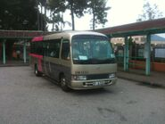 DBAY62 DBAY Golf shuttle bus