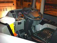 KMB SH172 bus driver cabin