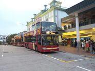 12 Big Bus blue route(night tour) 4