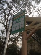 39 Caperidge Drive bus stop T9