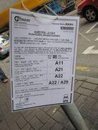 CTB R11-R22 cancellation notice