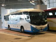 VV4678 Harbour City to West Kowloon Station free shuttle bus 26-03-2019