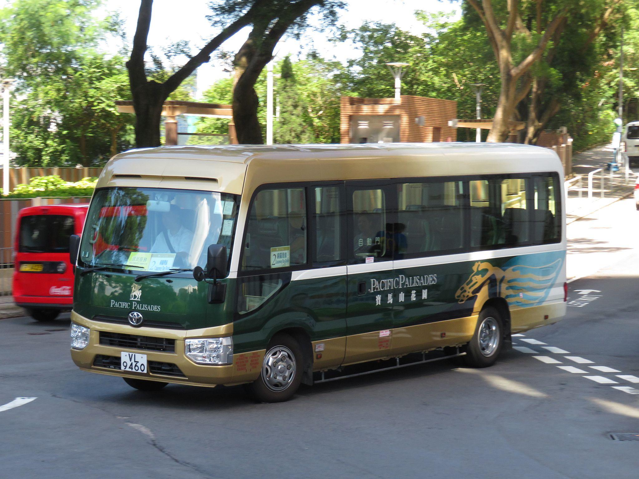 居民巴士HR81線