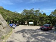 Sai Wan Ting bus stop view(1) 18-07-2020