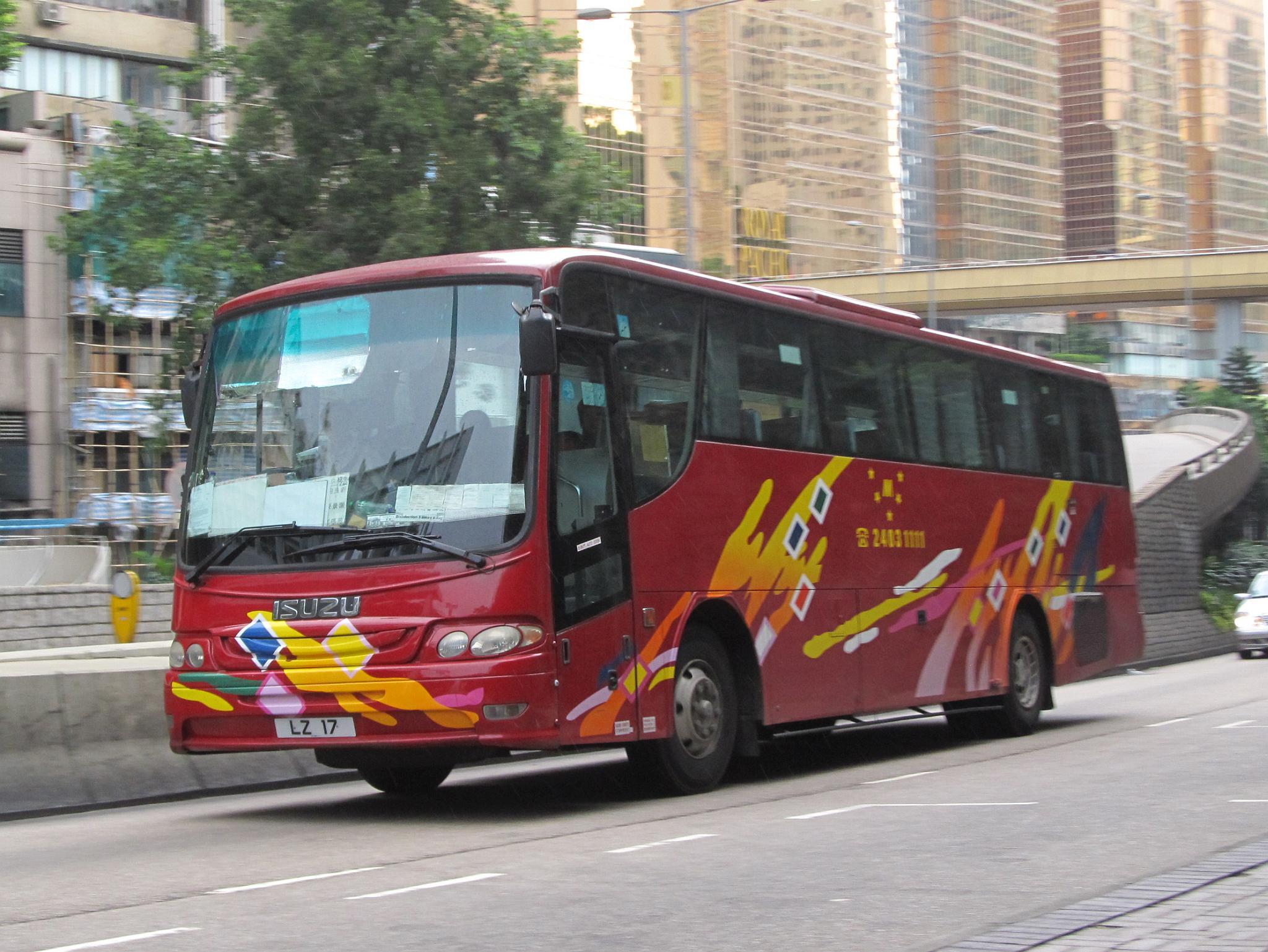 居民巴士NR721線