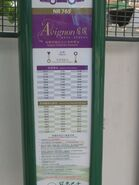 NR765 timetable 20210224