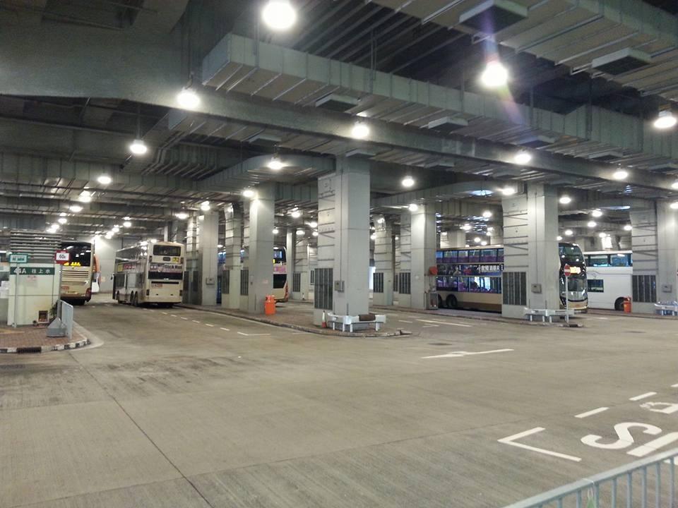 屯門站公共運輸交匯處