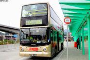 Tuen Mun Road Interchange Alighting Only Bus Stop