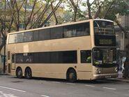 KU689 Sun Bus NR331 to Ma Wan 15-01-2020