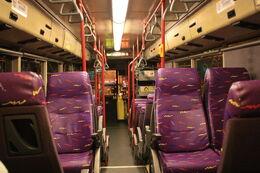Man cityflyer seats