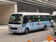 TB9145 Sun Bus TML Tower Shuttle Bus 18-08-2021