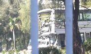 MTRB 607 crash