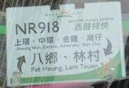 NR918 front sign 20190426